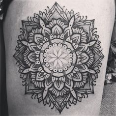 Mandala tattoo designs fall into the category of spiritual tattoos as they have deeper spiritual meaning, which make them very different from the rest - Part 3