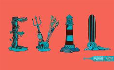 Creative Typography & Illustrations by Miguel Sousa