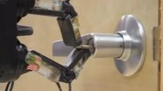 Remember how those dinosaurs in Jurassic Park learned to open doors? DARPA has now taught robots to do the same thing.
