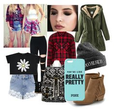 """""""Grunge look for winter"""" by beasantos-ii on Polyvore"""