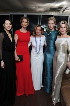 La alfombra roja del estreno de 'Grace de Monaco' en Cannes