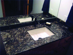 Stunning Low-budget river white granite for countertops you'll love
