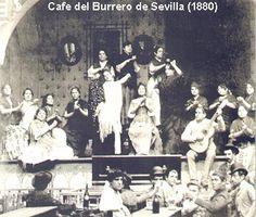 LOS CAFÉS CANTANTES (XVII) - El Arte de Vivir el Flamenco