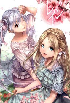 Чтение манги Рэйн 9 - 44 Танец двух клинков - самые свежие переводы. Read manga online! - ReadManga.me