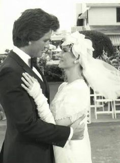 Dallas: Bobby and Pam played by Patrick Duffy and Victoria Principal