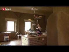▶ Slaměný dům - pasivní dům ze slámy - YouTube