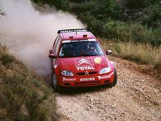 Sébastien Loeb, Rallye terre des Drailles 2000:More pictures here:https://www.facebook.com/groups/rallyeterredeprovence/?fref=ts