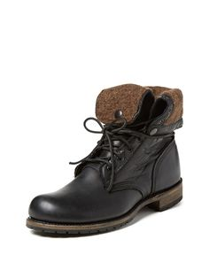Ian Harness Boot by Vintage Shoe Company at Gilt