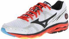 Review Mizuno Mens Wave Rider 17 Running Shoe image