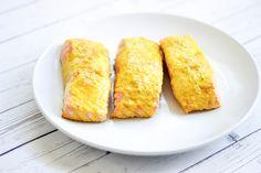 Golden Milk Salmon (Paleo / Whole 30)
