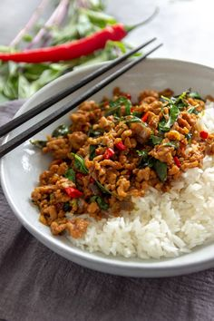 Asian Recipes, Healthy Recipes, Thai Recipes, Thai Chicken Curry, Low Carb Brasil, Healthy Slow Cooker, Happy Foods, Middle Eastern Recipes, Kitchens