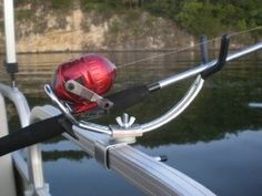 Arnall's Adjustable Pontoon Rod Holder Best Seller!