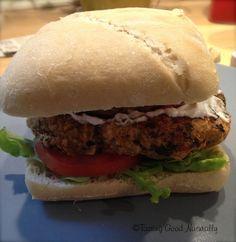 Ici, j'avais envie de faire un Burger vegan à base d'haricots blancs... pour la simple est bonne raison que je les adore.
