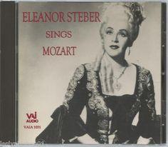 Eleanor Steber Sings Mozart (CD, Apr-1995, VAI Audio)