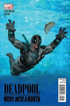 Deadpool: Merc With A Mouth (2009) No. 12
