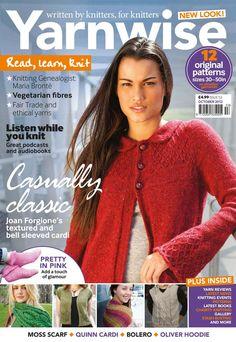 Yarnwise Issue 53 2013 - 轻描淡写 - 轻描淡写