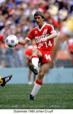 NASL Soccer Washington Dips 80 Road Johan Cruyff (9)