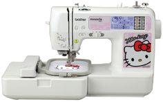 Brother Launches ScanNCut and Hello Kitty Home Sewing Machines - HardwareZone.com.sg