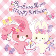 Happy Birthday Bonbonribbon! May all your dreams come true <3