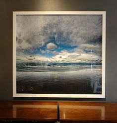 New photography by Michael Krauss; Sea and Sky Toronto Shopping, Canadian Artists, Art Gallery, Mid Century, Sky, Antiques, Photography, Painting, Heaven
