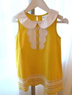 Chloe inspired 60's style baby dress from BHS for summer 2013
