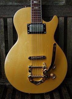 Les Paul Junior Double Cut with Bigsby (2880×4000)   Solid Body Guitars    Pinterest   Gibson les paul, Dog bones and Bridges