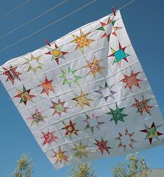 Bushfire Quilt Project    One of the most famous quilt photos.