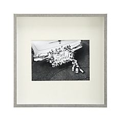 View larger image of Brushed Silver 5x7 Wall Frame
