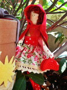 cappuccetto rosso e la sua storia