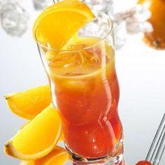 Abbildung des Rezepts Campari Orange Smoothie Diet, Smoothie Recipes, Smoothies, Cocktail Drinks, Cocktails, Orange Drinks, Drinks Cabinet, Food Photography, Alcoholic Drinks