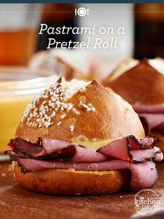 We love a good deli sandwich!