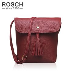 3fb675c0e7 Aliexpress.com   Buy Luxury Brand Women Messenger Bags High Quality PU  Fashion Designer Women Crossbody Bag 2016 Female Woman Tassel Shoulder Bags  from ...