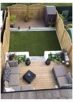 Backyard Garden Landscape, Small Backyard Landscaping, Terrace Garden, Backyard Patio, Landscaping Ideas, Water Garden, Mulch Landscaping, Patio Gardens, Backyard Ideas For Small Yards