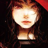 """飛鳥新社『スモールエスvol.18』表紙用描き下ろしです。ここだけの話、""""女の子同士""""は全く意識しておりませんでした。すっごい偶然! Gustav Klimt, Anime Artwork, Character Design Inspiration, Pretty Face, Art Girl, My Drawings, Art Reference, Manga Anime, Illustration Art"""