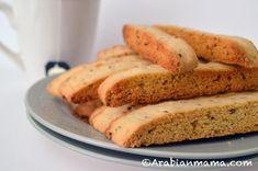 Anise biscotti | niletorockiescuisine.com