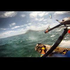 Kitestagram on Go Pro .... POV Kiteboarding