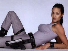 Angelina Jolie - #LaraCroft Lara Croft Angelina Jolie, Tomb Raider Angelina Jolie, Angelina Jolie Movies, Angelina Joile, Angelina Jolie Pictures, Beautiful Celebrities, Beautiful Women, Tomb Raider Lara Croft, Jolie Pitt