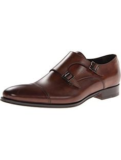 e3c51f9f01e The Grant double buckle captoe monkstrap makes dressing well look easy.  This is power dressing at its best! To Boot New YorkNew ...