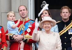 Trooping The Colour June 13, 2015