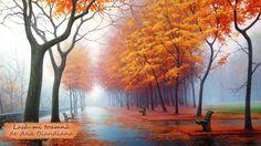 Nature in Fall Colors widescreen wallpaper