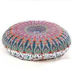 "EYES OF INDIA - 32"" Orange Mandala Floor Cushion Seating ... https://www.amazon.com/dp/B01MAXHUBN/ref=cm_sw_r_pi_dp_x_J1SnzbM1CEMZZ"