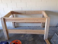 DYI Cypress Table for Big Green Egg XL Smoker phase 1