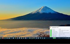 You can use the tiny tool to show the exact battery percentage remaining on your laptop or tablet running Windows 10.