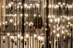 LEDscape / LIKEarchitects :: Belém Cultural Center, Lisbon, Portugal