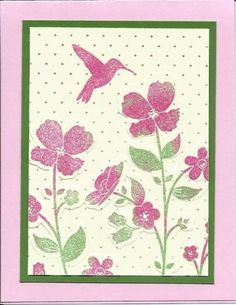 Wildflower01 by lkarr309 - Cards and Paper Crafts at Splitcoaststampers