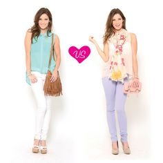 Which spring #outfit would you wear?
