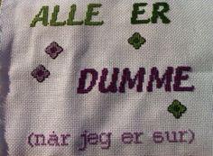 1DHb Hanne: Geriljabroderi