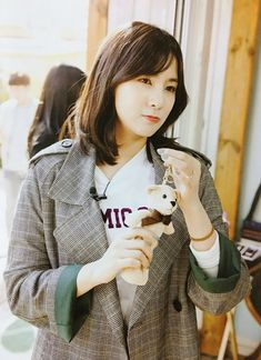 Oh Hayoung ♡ Oh Hayoung, Love At First Sight, Daniel Wellington, Panda, Like4like, Kpop, People, Instagram, Fashion