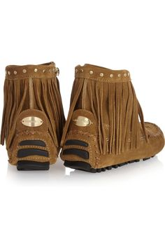 Jimmy Choo zampa suede moccasin  Just Bought These!