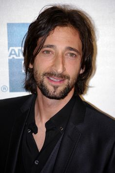 ADRIEN BRODY  received those piercing Hungarian eyes from his mother,photographer Sylvia Placy, born in Budapest